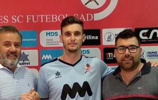 Luís Ribeiro emprestado ao Leixões SC