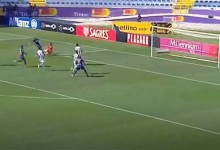 Ricardo Ferreira defende no um-para-um antes de penalti – GD Chaves 2-0 Portimonense SC