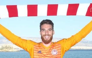 José Sá apresentado no Olympiacos FC
