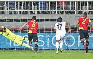 Beto Pimparel defende sexto penalti em nove enfrentados no clube – Göztepe SK 2-0 Besiktas