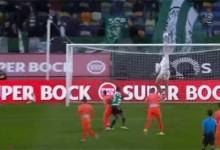 Helton Leite aparece em várias defesas vistosas – Sporting CP 3-0 Boavista FC