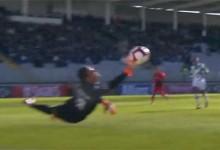 Jhonatan Luiz fecha a baliza em voo vistoso – Moreirense FC 1-0 CS Marítimo