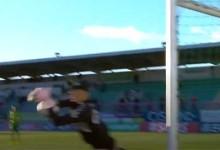 Joel Pereira evitou segundo golo adversário por duas vezes – CD Tondela 1-2 Vitória FC