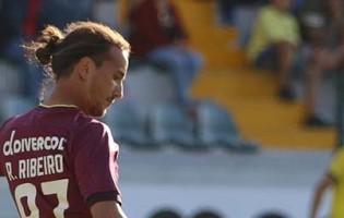 Ricardo Ribeiro ainda não sofreu em cinco jogos pelo FC Paços de Ferreira na Segunda Liga