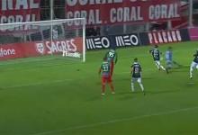 Daniel Guimarães vale vitória em duas defesas – CD Nacional 1-0 CS Marítimo