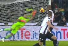 Juan Musso dá espetáculo em várias defesas – Udinese 0-1 AC Milan