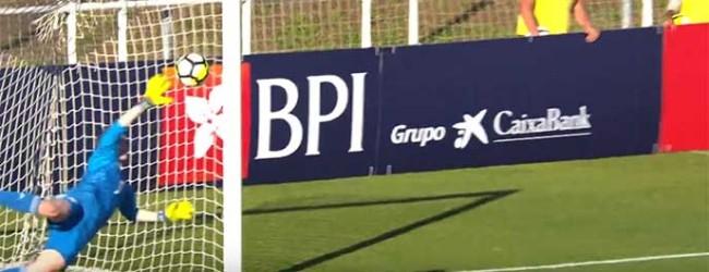 Laura O'Sullivan voa para defesa espetacular – Portugal 0-0 País de Gales
