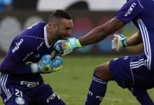 Weverton Pereira campeão do Brasileirão pelo SE Palmeiras com série de imbatibilidade