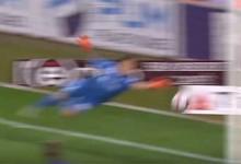 Mauro Goicoechea vale vitória em várias defesas – Reims 0-1 Toulouse FC
