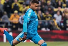 Zack Steffen assina pelo Manchester City FC por valor recorde na MLS