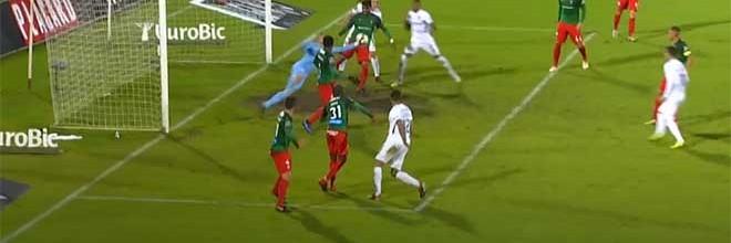 Charles Marcelo vale três pontos em defesas complicadas – CD Santa Clara 0-1 CS Marítimo