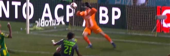 Cláudio Ramos garante vitória em defesas complexas – CD Tondela 2-1 Sporting CP