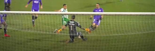 Cristiano Figueiredo destaca-se em defesa no um-para-um – Rio Ave FC 1-1 Vitória FC