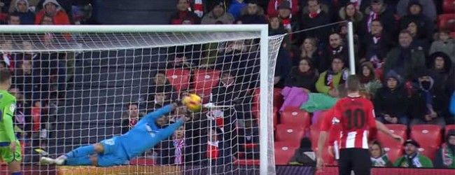 Iago Herrerín fecha a baliza em defesas vistosas – Athletic Bilbao 1-0 Bétis
