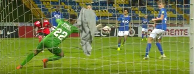 Iuri Miguel e Fábio Duarte protagonizam defesas vistosas – Os Belenenses sub-23 0-1 SL Benfica sub-23