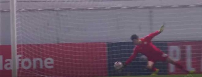 Lucas França faz defesas de último grito – Moreirense FC 2-1 CD Nacional