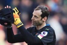 Petr Cech revela fim de carreira no término da temporada 2018/2019