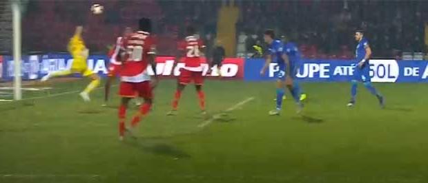 Quentin Beunardeau protagoniza defesas espetaculares – CD Aves 0-1 FC Porto