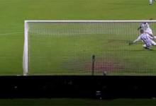Renan Ribeiro defende no um-para-um aos 90+7′ – Vitória FC 1-1 Sporting CP