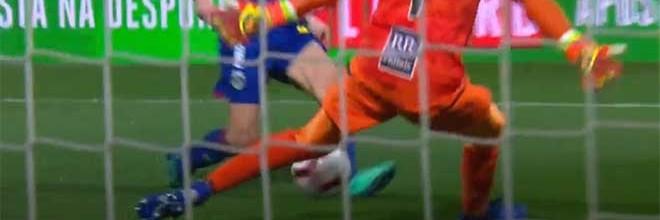 Ricardo Ferreira protagoniza três defesas destacáveis – Portimonense SC 0-1 GD Chaves