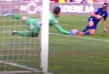 António Filipe coloca-se em várias intervenções – SC Braga 2-1 GD Chaves