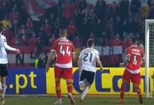 Quentin Beunardeau faz defesas vistosas antes de precipitação – CD Aves 0-3 SL Benfica