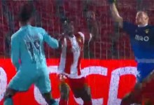 Quentin Beunardeau protagonista em dois momentos – CD Aves 0-2 SC Braga