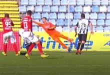 Ricardo Ferreira protagoniza defesa espetacular – CD Santa Clara 2-1 Portimonense SC