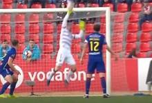 António Filipe fecha a baliza em duas defesas vistosas – CD Aves 0-1 GD Chaves