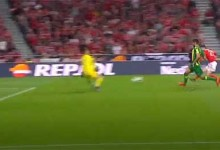 Cláudio Ramos faz defesa de qualidade e outra intervenção vistosa – SL Benfica 1-0 CD Tondela