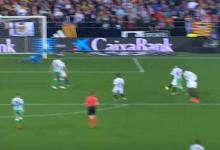 Jaume Doménech evita vários golos em defesas vistosas rumo à final – Valencia CF 1-0 Bétis