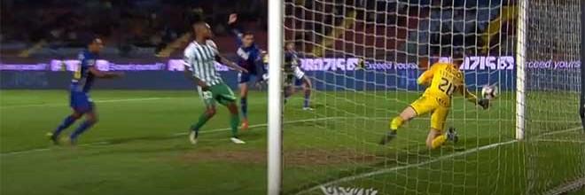 Léo Jardim destaca-se em duas defesas espetaculares – GD Chaves 1-1 Rio Ave FC