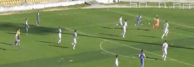 Miguel Lázaro destaca-se com hat-trick de defesas – FC Alverca 2-1 Anadia FC