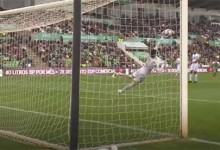 João Miguel Silva voa em defesa espetacular – Rio Ave FC 2-1 Vitória SC