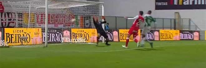 Pedro Trigueira tranca a baliza em defesa de nível – Moreirense FC 1-0 SC Braga