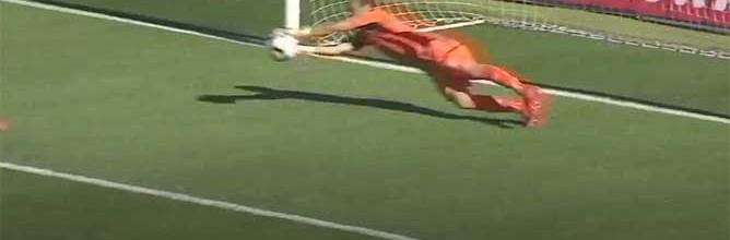 Ricardo Ferreira tranca a baliza em desvio de valor – Portimonense SC 1-0 CD Feirense