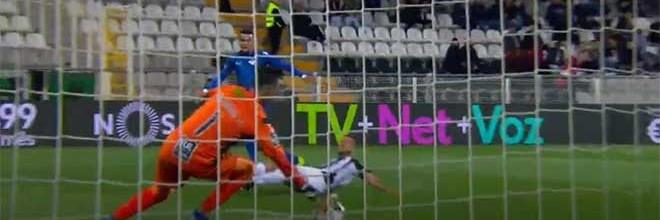 Ricardo Ferreira faz defesas de qualidade após outra intervenção vistosa – Portimonense SC 0-2 Moreirense FC
