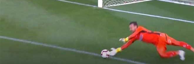 Ricardo Ferreira aplica-se em desvio de qualidade – Portimonense SC 0-3 FC Porto