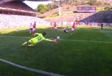 Tiago Sá destaca-se em três intervenções – SC Braga 1-4 SL Benfica