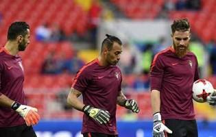 Beto Pimparel, José Sá e Rui Patrício convocados por Portugal para a Liga das Nações