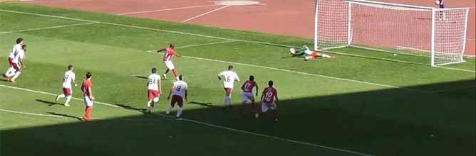 Valerio Vimercati defende penalti e não sofre golos há quatro jogos – UD Leiria 4-0 AD Nogueirense