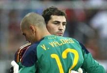 """Víctor Valdés dedica mensagem a Iker Casillas: """"Como guarda-redes que somos aceitamos sem medo o perigo da vida"""""""
