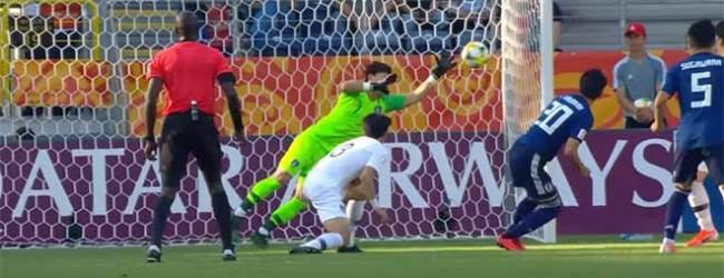 Lee Gwangyeon e Tomoya Wakahara protagonizam defesas vistosas – Coreia do Sul 1-0 Japão (Mundial sub-20)