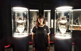 Adriana Rocha assina pelo SL Benfica aos quinze anos