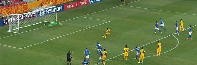 Alessandro Plizzari volta a defender grande penalidade no Mundial sub-20 – Itália 4-2 Mali