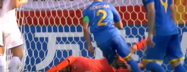 Andriy Lunin e Alessandro Plizzari destacam-se em defesas complicadas – Ucrânia 1-0 Itália (Mundial sub-20)