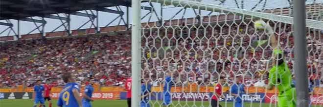Andriy Lunin intervém em defesa vistosa e garante Mundial sub-20 – Ucrânia 3-1 Coreia do Sul