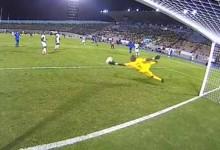 Eloy Room assina defesa espetacular – Curação 0-1 El Salvador (Gold Cup)