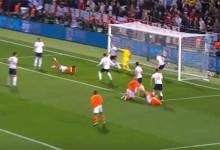 Jasper Cillessen e Jordan Pickford agarram e defendem vários lances – Holanda 3-1 Inglaterra (Liga das Nações)