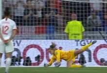 Alyssa Naeher garante final ao defender penalti no fim do encontro – Estados Unidos 2-1 Inglaterra
